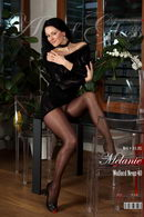 Melanie in Wolford Neon 40 [part II] gallery from ARTOFGLOSS